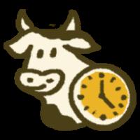 由於牧場生產時間不同,保存期限略有差異,效期短的品項請優先飲用