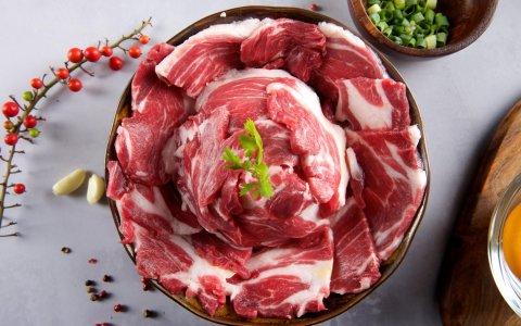 【拾貳月 羊頸肉150g】產銷履歷認證 品質穩定有保障