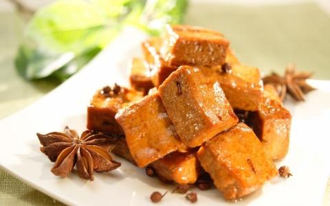 【西井村蜂蜜滷味 - 豆干】優質純黃豆,豆干中稱王
