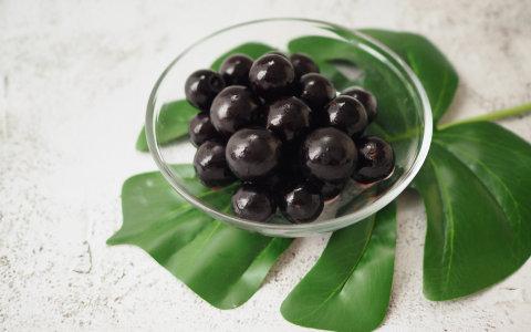 【台南歸仁 一本農場 - 嘉寶果4斤裝(冷凍出貨)】風味獨特樹葡萄,美味營養價值高