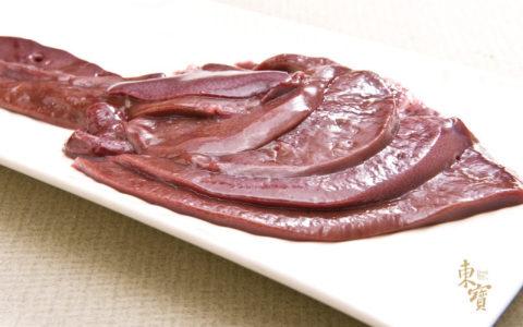 【黑豬豬肝切片 150g】通過SGS檢驗,營養好滋補