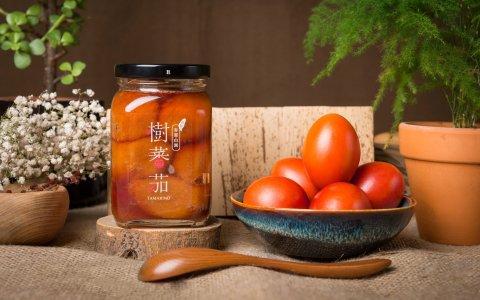 【南投水里 蜜釀樹番茄一瓶 】安地斯山脈上的琉璃果 小小一顆CP值爆表