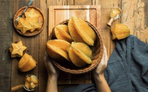 【預購!白布帆花姐農場 - 馬來西亞種爆漿楊桃10斤】日漸消失的台灣好味道 顛覆你對楊桃的印象