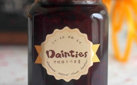 【綜合莓果果醬】老少咸宜的酸甜口感! 法式口味 滿滿果肉