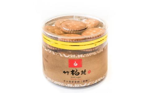 【黑糖麥芽餅】知名竹柏苑麥芽餅 全台最便宜 快速到貨不用等!