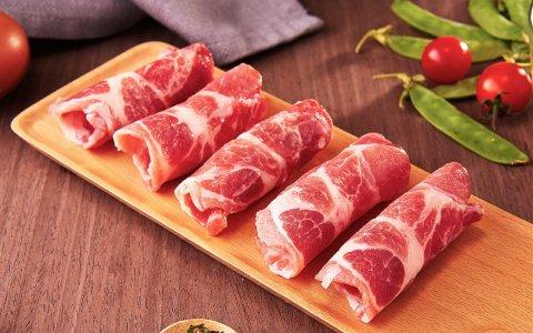【究好豬 梅花薄片 200g】肉質帶筋且油脂分布適中 鍋物川燙超美味!